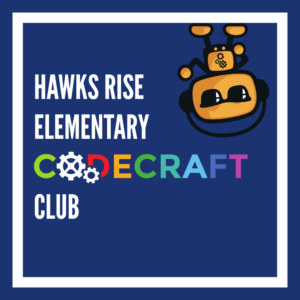 Hawks Rise Elementary Codecraft Club
