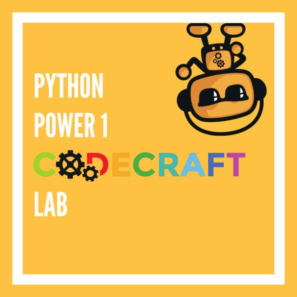 Python Power 1 Lab
