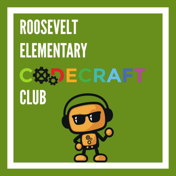 Roosevelt Elementary Codecraft Club