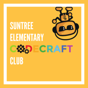 Suntree Elementary Codecraft Club