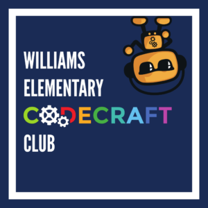 Williams Elementary Codecraft Club